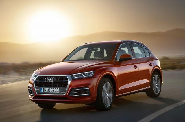 На Парижском автосалоне представлено новое поколение Audi Q5