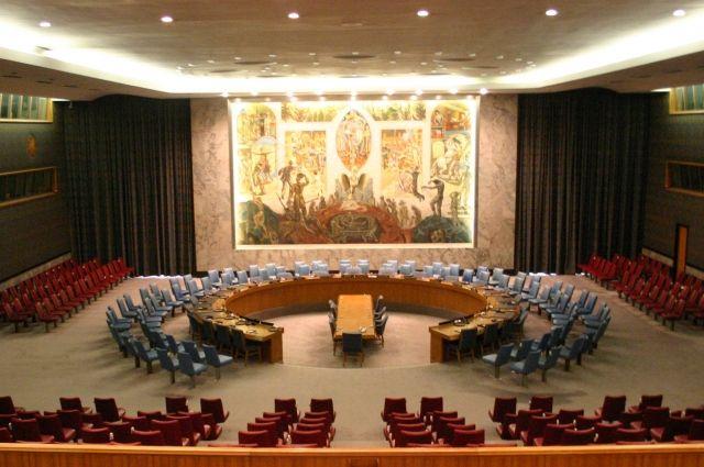 США стали председателем Совета Безопасности ООН