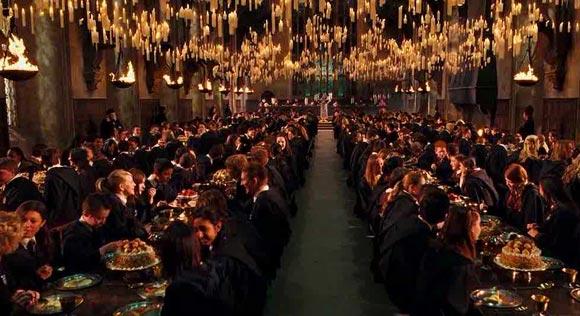 Фантам Гарри Поттера предложили встретить День святого Валентина в Хогвартсе
