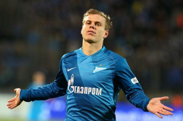 Футболиста Кокорина лишили водительских прав за выезд на встречную полосу