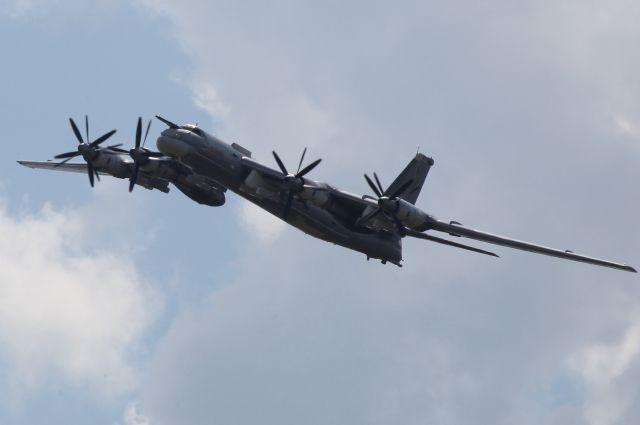 Российские бомбардировщики снова пролетели у побережья Аляски