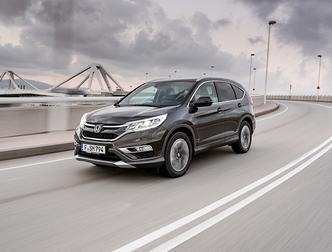 Honda поліпшить седан Accord і кросовер CR - V