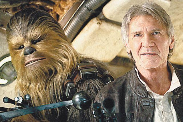 Disney оштрафовали на $2 млн из-за сломанной ноги Харрисона Форда