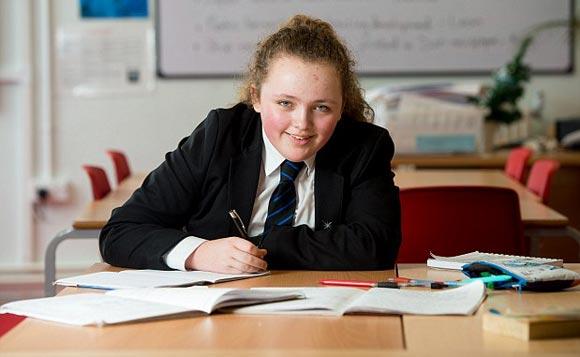 В Британии обнаружилась девочка, IQ которой выше, чем у Эйнштейна