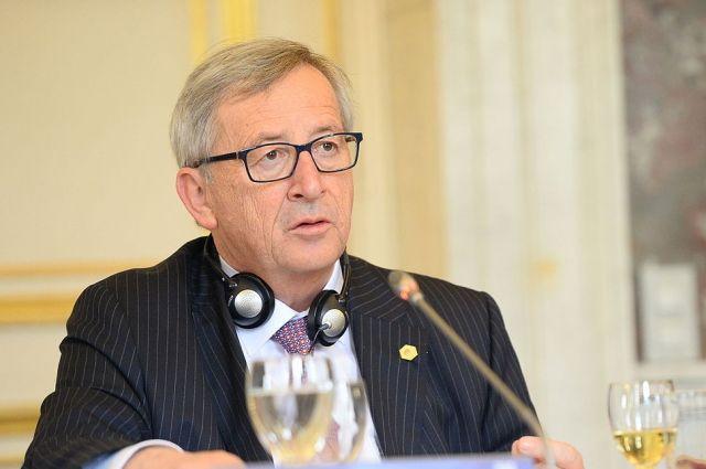 Глава Еврокомиссии Юнкер пришел на саммит в Женеве в нетрезвом виде – СМИ