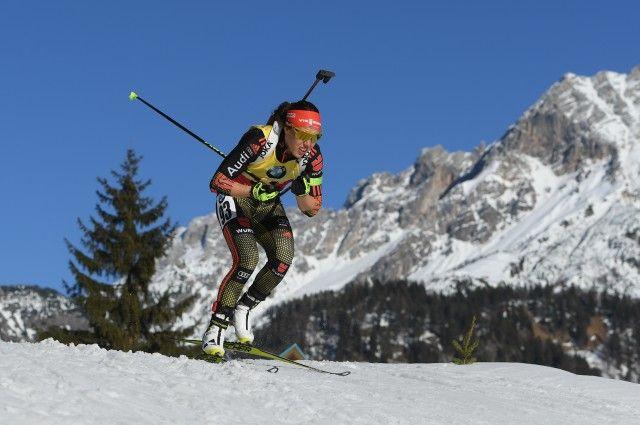 Россиянки не вошли в двадцатку на индивидуальной гонке ЧМ по биатлону