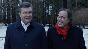Олівер Стоун зніме фільм про Віктора Януковича
