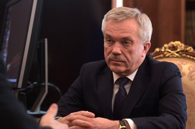 Путин одобрил решение Савченко идти на выборы главы Белгородской области