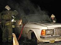 В Московской области таксист спас ребенка из горящего автомобиля