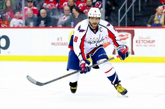 Хоккеист Овечкин набрал 1000-е очко в НХЛ