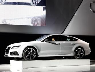 Audi протестувала безпілотний концепт RS7 на гоночному треку