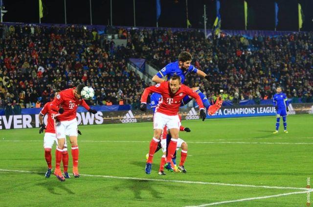 ФК «Ростов» получит 1,5 миллиона евро за победу над «Баварией»