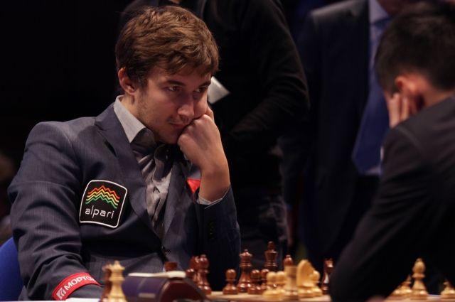 Шестая партия матча за звание чемпиона мира по шахматам закончилась ничьей