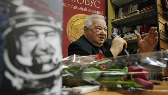 Космонавт Георгий Гречко госпитализирован из-за проблем с сердцем