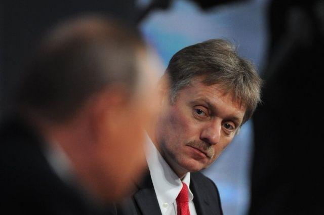 Песков прокомментировал слова советника Трампа о признании Крыма