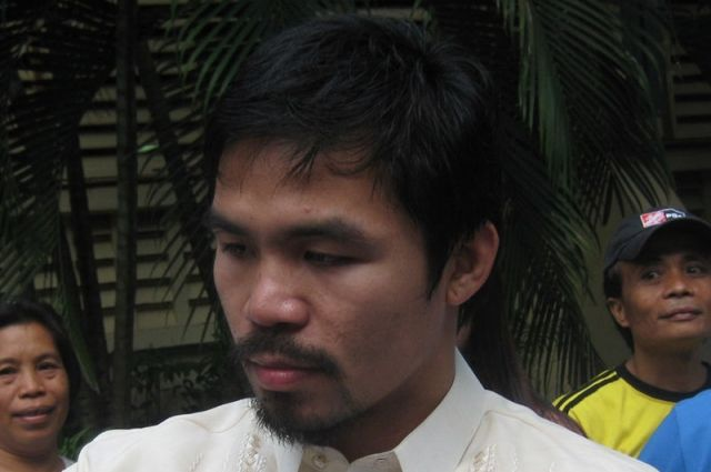 Известный боксер Пакьяо стал чемпионом по версии WBO