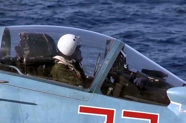 Россия перестала использовать боевую авиацию в Сирии с начала мая
