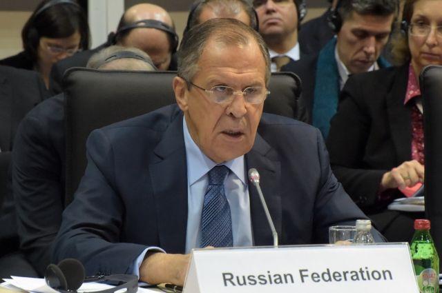 Лавров считает бреднями обвинения России со стороны разведки ФРГ