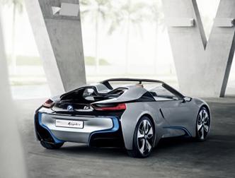 BMW розповіла про нові водневих прототипах