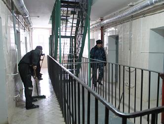 """Близько 100 ув""""язнених СІЗО в Челябінській області влаштували акцію непокори"""