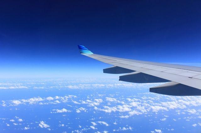Под Иркутском совершил аварийную посадку японский Boeing 787
