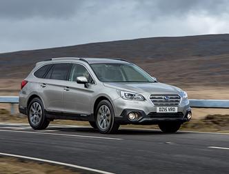 Вартість нового Subaru Outback склала 2190000 рублів