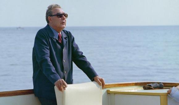 В Одессе не уберегли любимый катер Брежнева
