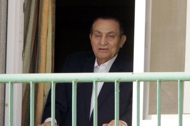 Экс-президент Египта Мубарак оправдан по делу о гибели демонстрантов