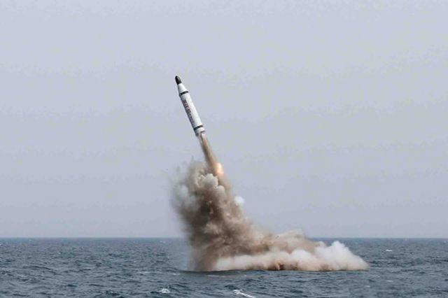 Южная Корея назвала тип запущенных КНДР ракет
